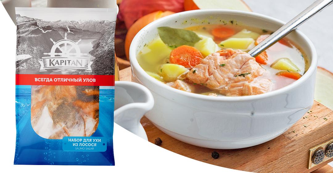 Ucha -  Traditionelle Russische Fischsuppe