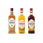 Vodka Soplica Haselnuss / Kirsch / Mirabellen 30%
